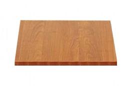 Piano quadrato LIGNEO L=80 per tavolini