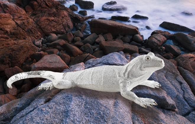 Lizard De Luxe