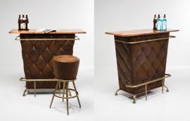 LADY ROCK VINTAGE Mobile bar/bancone