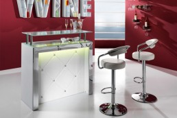 LE ROI Mobile bar/reception