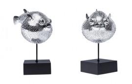 BLOWFISH  scultura