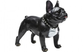 GANGSTER DOG  Statua decor h.40