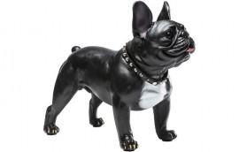 GANGSTER DOG  Statua decor h.40