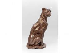 SITTING CAT RIVET RAME  Decoro H.82