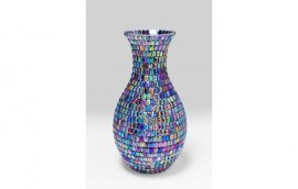 RAINBOW DIAMONDS Vaso h.34