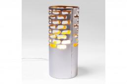 THUNDERBALL Lampada da tavolo/comodino H.cm.35