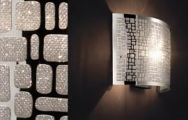 ARIEL Lampada da parete