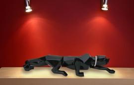 Panther Black 90