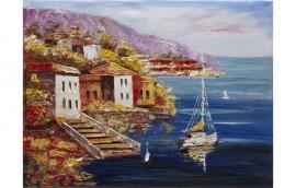 COSTIERA Dipinto 120X90