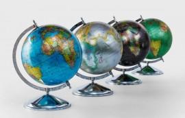 GLOBUS GLISTER Mappamondo decorativo