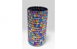 RAINBOW DIAMONDS Vaso h.22