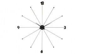 UMBRELLA NERO  Orologio 100x100