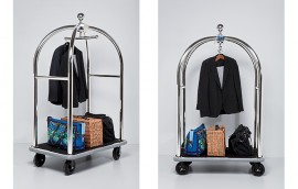 VIP BAGGAGE TROLLEY