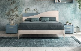 EGEO SUNRISE Letto matrimoniale c/led