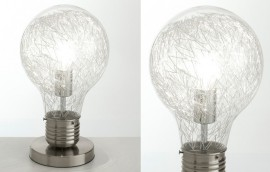 Lampadina lampada da tavolo