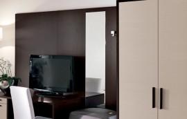GRECALE Specchio 32x147 con biadesivo